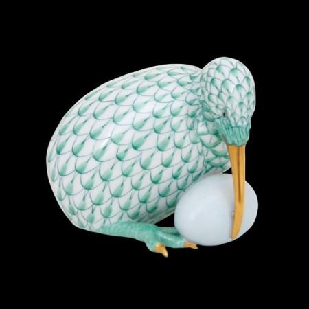 Киви с яйцом