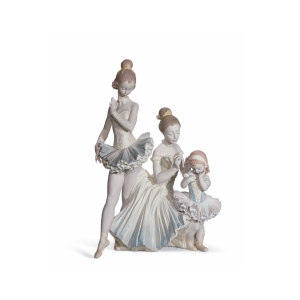 Любовь к балету