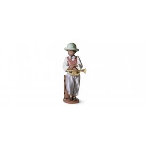 Джазовый трубач