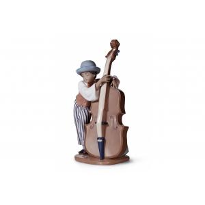 Джазовый бассист