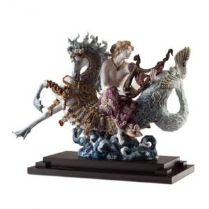 Арион на морском коне