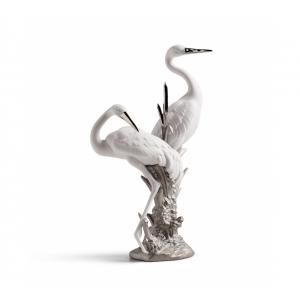 Танцующие журавли (re-deco)