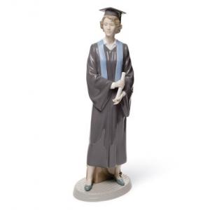 Выпускница