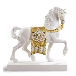 Царственный конь (Re-Deco Золото)