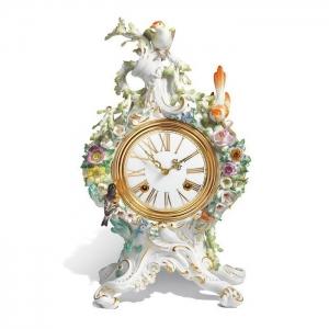 """Часы """"Цветы и птицы"""""""