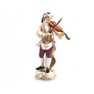 Игрок на скрипке