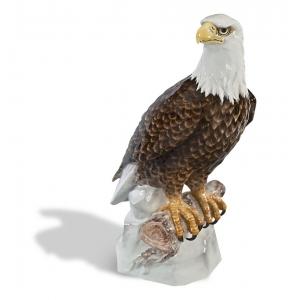 Белоголовый орлан, H 32 см