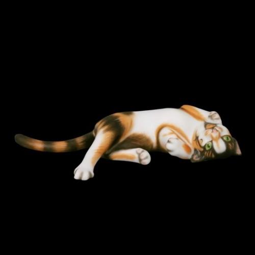 Кошка Минни