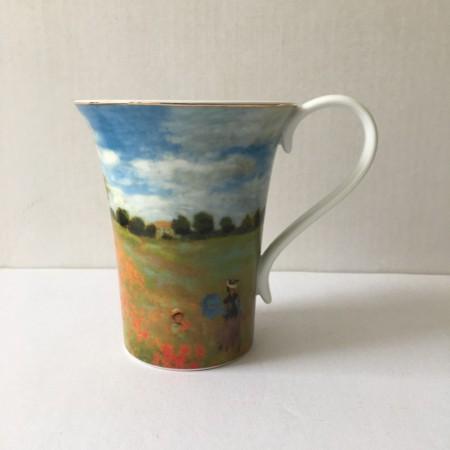 Чашка Клод Моне