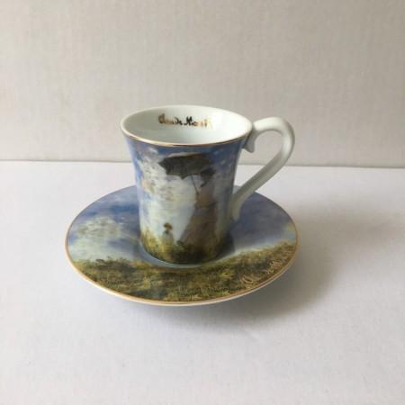Чашка для эспрессо Клод Моне