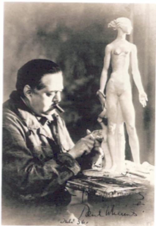 Пауль Шойрих (1883-1945 гг.)