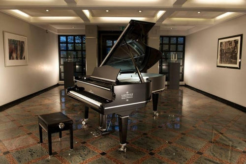 C. Bechstein Sterling Grand Piano