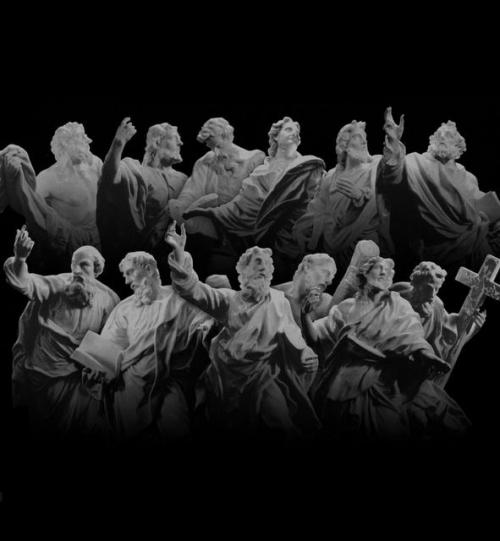Коллекция И.И.Кендлера «12 апостолов» 1775 года