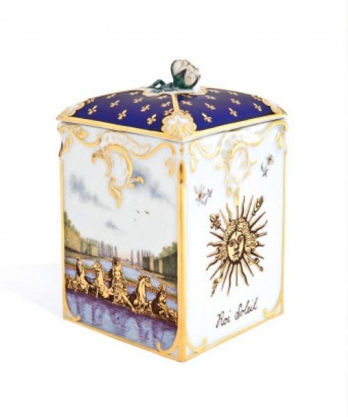 Дань памяти Людовику XIV