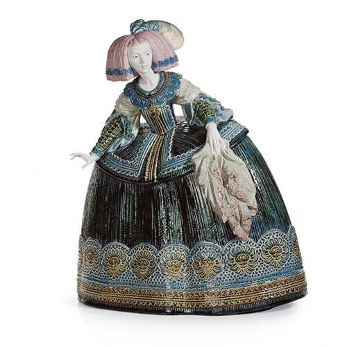 Le Menina from Lladro's Utopia collection