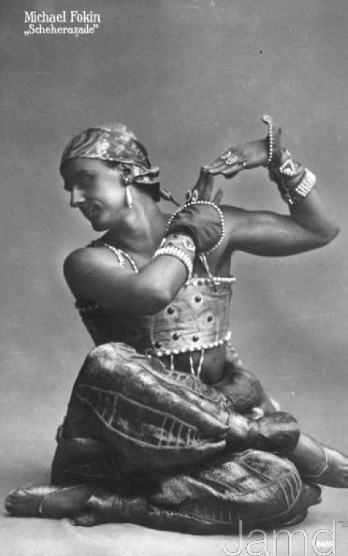 Diaghilev's ballet