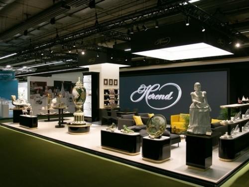 Мануфактура HEREND на выставке AMBIENTE получила награду.