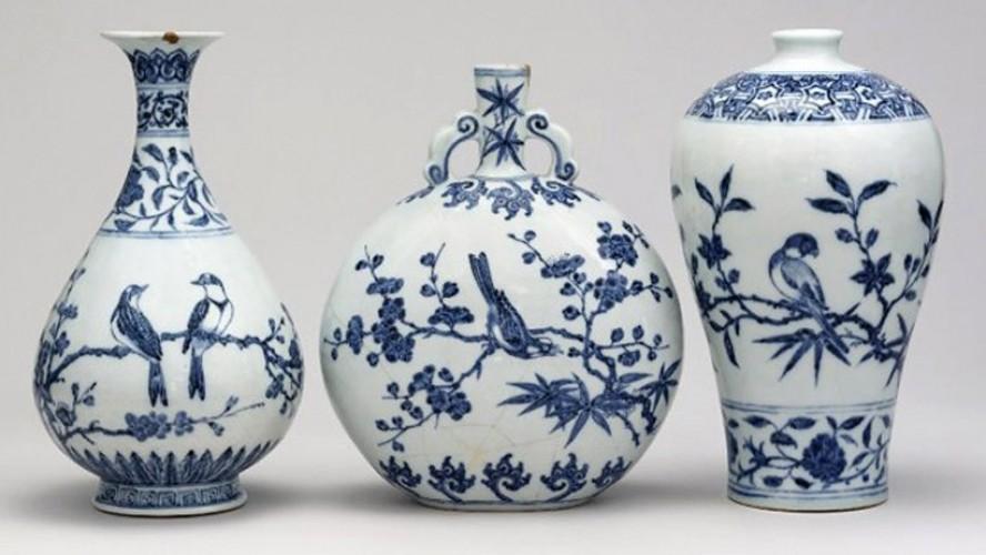 Особенности формы Китайской вазы
