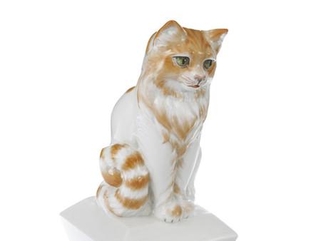 Новый «кошачий» проект Meissen