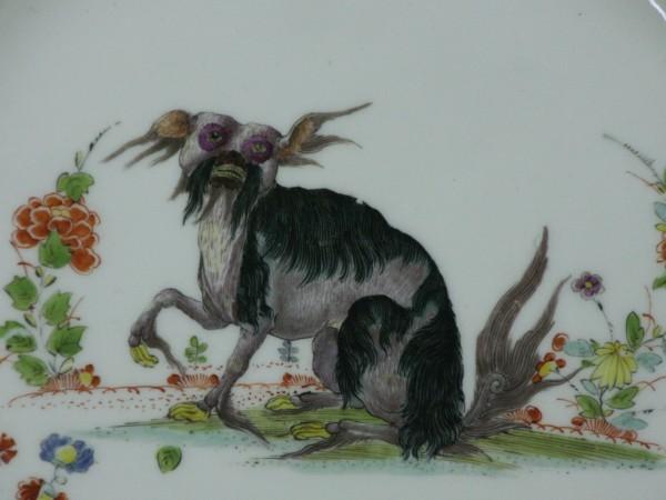 Невероятный мир художника Адама Фридриха Левенфинка