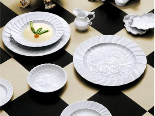 За что так ценят фарфоровую посуду мануфактуры Майсен?