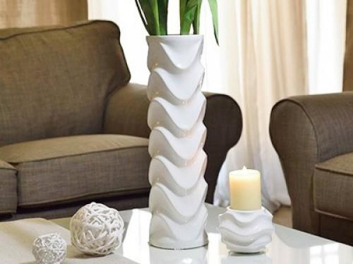 Уход за фарфоровыми вазами