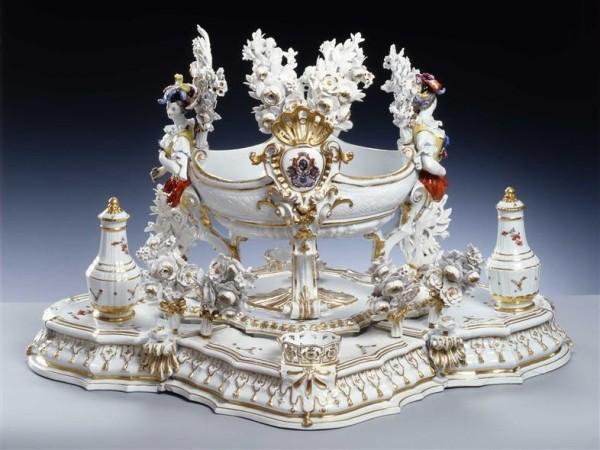 Истории самых знаменитых сервизов 18-ого века мануфактуры Meissen. Часть II
