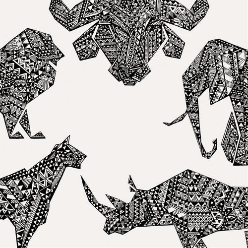 Чёрно-белая коллекция Meissen и Hugo Boss