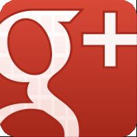 Страница в популярной сети Google+