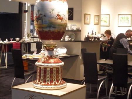 Участие мануфактуры Херенд на выставке во Франкфурте