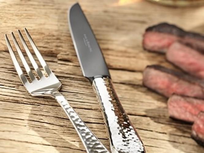 Твёрдое защитное покрытие лезвия ножей DLC (Diamond-Like Carbon Coating)
