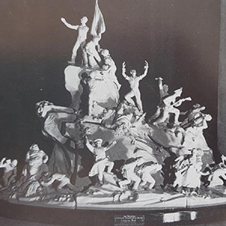 Последствия Национал-Социализма и Второй Мировой Войны для мануфактуры Майсен: 1934-1950 года