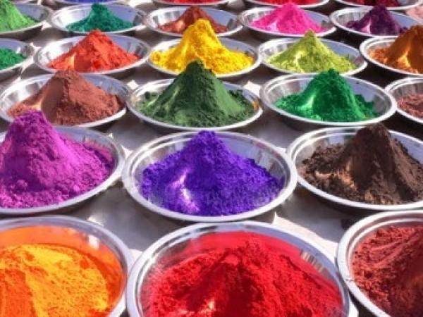 Краски для росписи фарфора