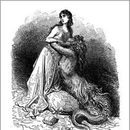 Морские божества и водные мифологические существа
