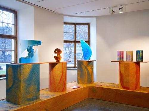 Пражский музей стекла — Museum skla Portheimka
