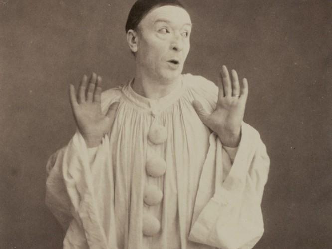 Пальяччо (Пальяццо) из комедии Дель-Арте